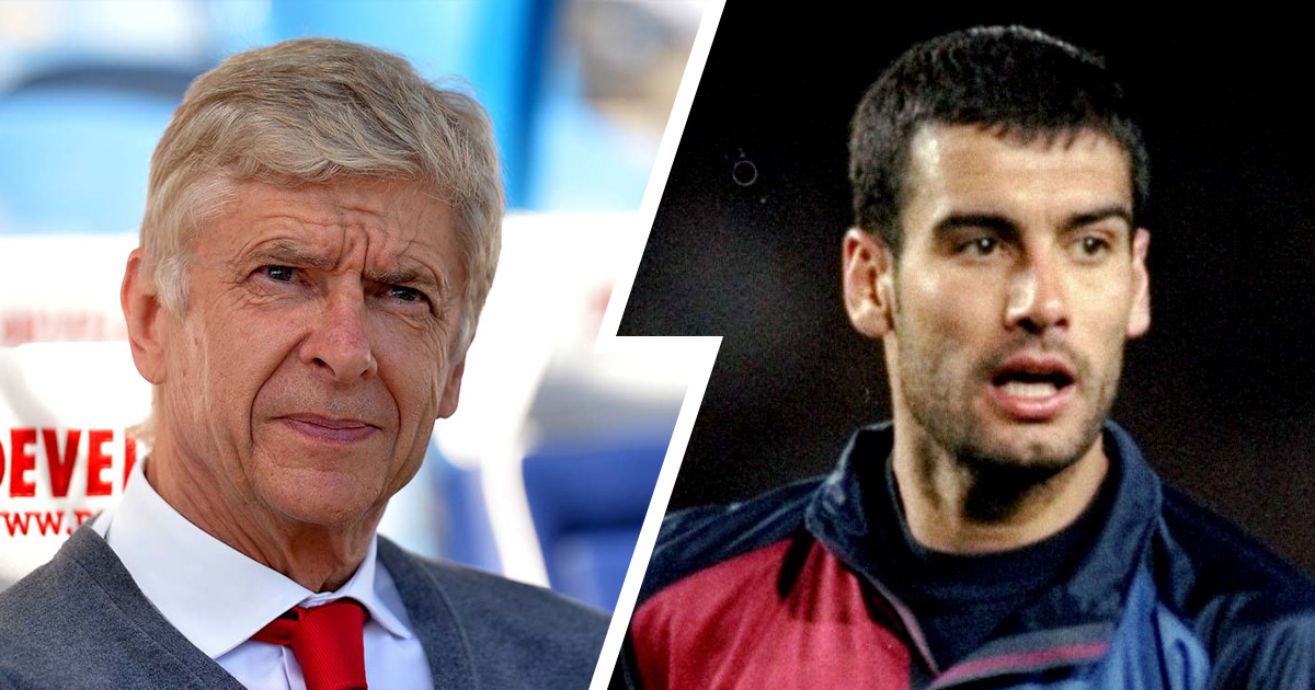 'He came to my home to ask to play for Arsenal': Arsene Wenger reveals he rejected opportunity to sign Guardiola