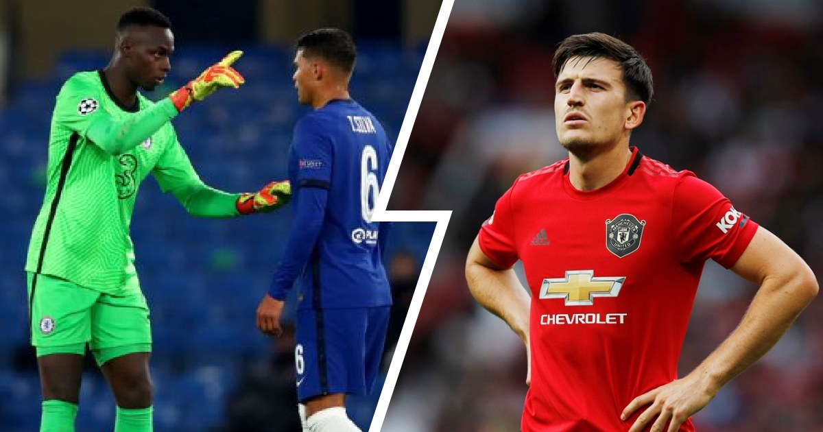 Harry Maguire cost the same as Chelsea's entire defence, Blues rejoice at this fact