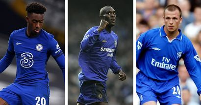 Jody Morris, Callum Hudson-Odoi & 6 more players who scored for Chelsea in Premier League before turning 20