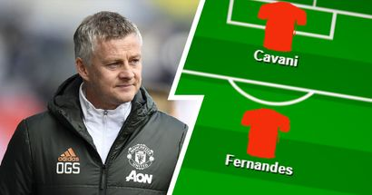 Going all-in for Europa League? Select your favourite Man United XI vs Roma from 3 options