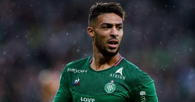 Il Milan sulle tracce dell'esterno offensivo Bouanga del Saint Etienne: in Francia lo considerano il nuovo Aubameyang - logo