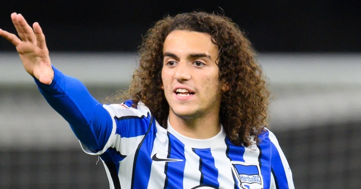 Matteo Guendouzi explains why he had to leave Arsenal on loan