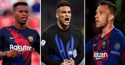 Arthur, Semedo und 3 weitere Spieler, die Barça in den Deal für Lautaro einbeziehen könnte