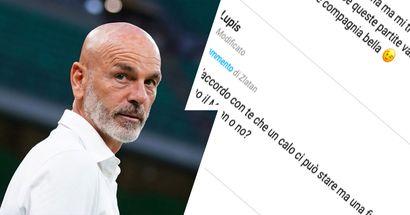 """""""Ha sbagliato la formazione iniziale"""", """"un salto indietro preoccupante"""": le reazioni della community globale rossonera alla gara del Milan"""