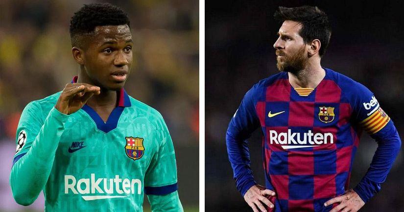 3 joueurs du Barca qui valent au moins le double de leur dernière valeur marchande - logo