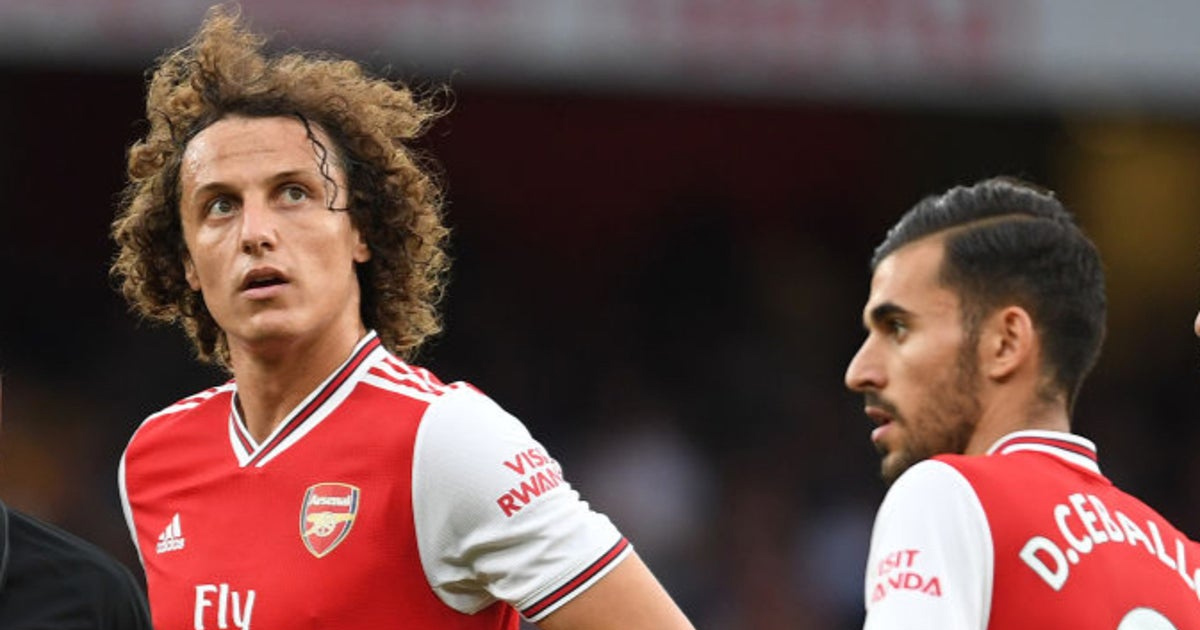 Arsenal midfielder Dani Ceballos opens up on bust-up with David Luiz