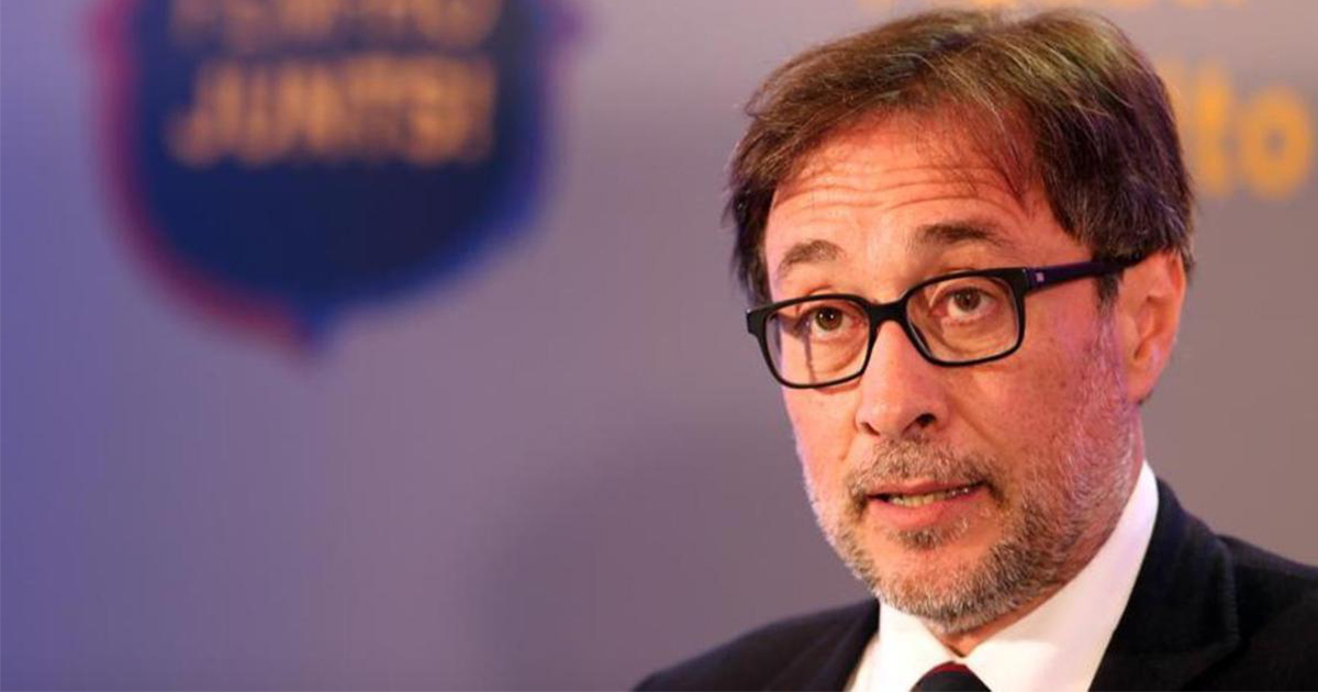Agusti Benedito shares his Barcelona presidential plans