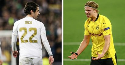 Isco and 4 more players whose sales can help Real Madrid finance Haaland move