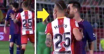 ''Messi m'a dit :''Je t'ai ici pour toute la journée'': retour sur l'un des plus beaux discours sur le terrain - selon le défenseur Pablo Maffeo