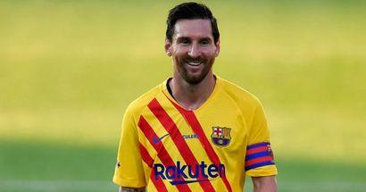 Leo Messi se sitúa entre los 3 mejores delanteros en Europa con más posibilidades de goles desde 2016