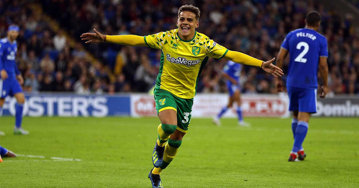 Norwich City's full back Max Aarons finally comment on his failed move to  Barcelona