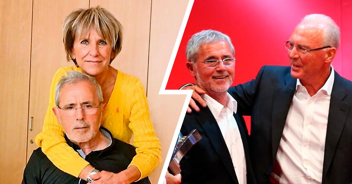 4 Personen Die Das Leben Und Die Karriere Von Gerd Muller Bestimmt Haben