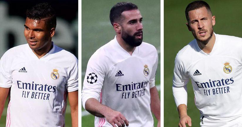 يعاني كارفاخال من انتكاسة للإصابة و 3 أخبار أخرى هامة في ريال مدريد ربما فاتتك - logo