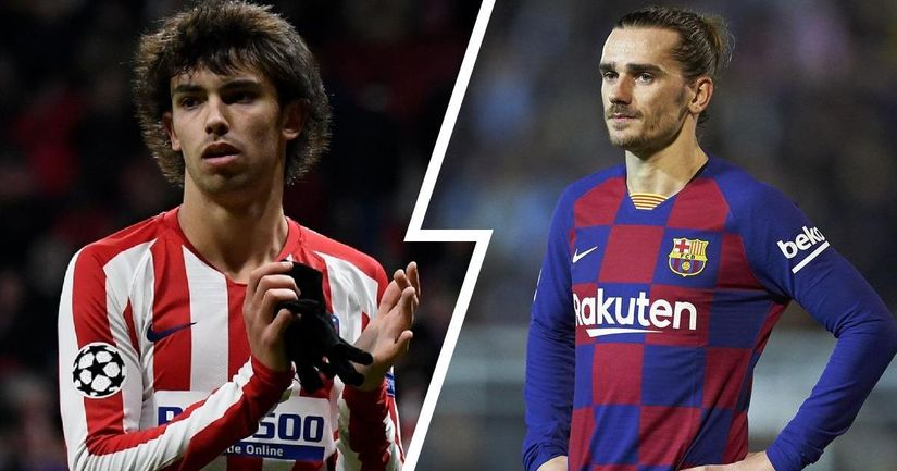 Bartomeu a proposé un échange Griezmann-Felix mais l'Atletico a refusé: Marca - logo