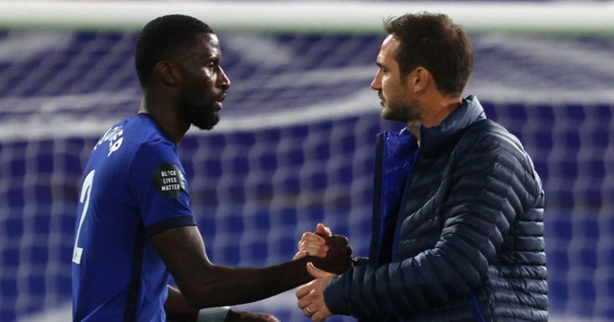 Rudiger: 'I had a tough time before but I see myself as a permanent part of the team now'