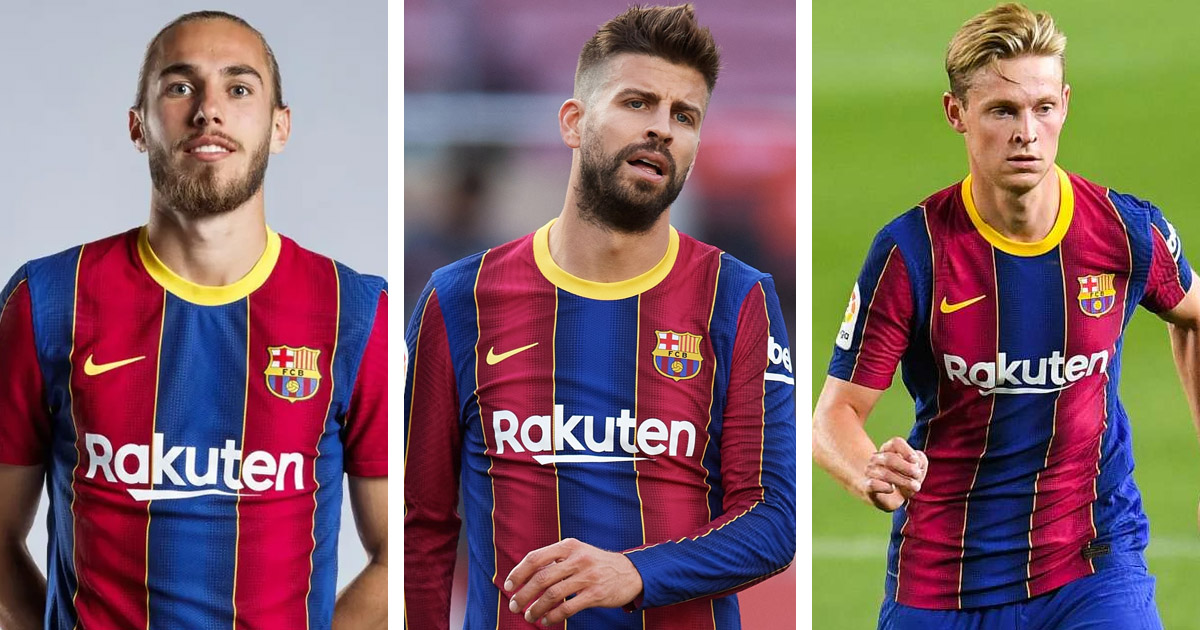 Barca B defenders to the rescue? Koeman's 5 options to replace Gerard Pique