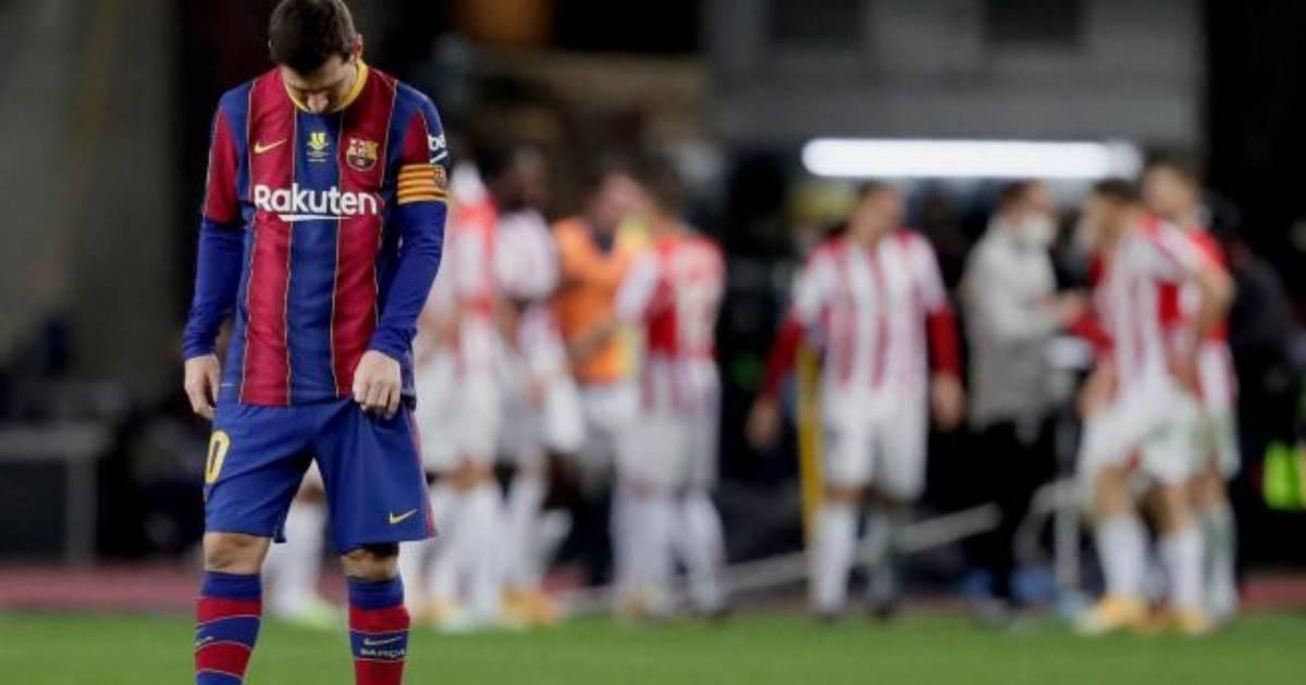 Se mantiene la sanción de dos partidos para Lionel Messi; no jugará vs Elche