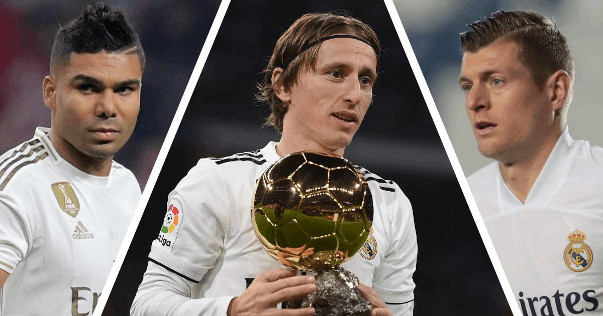 """Fede Valverde: """"Mélangez Casemiro, Modric et Kroos ensemble et vosu aurez un joueur parfait"""""""
