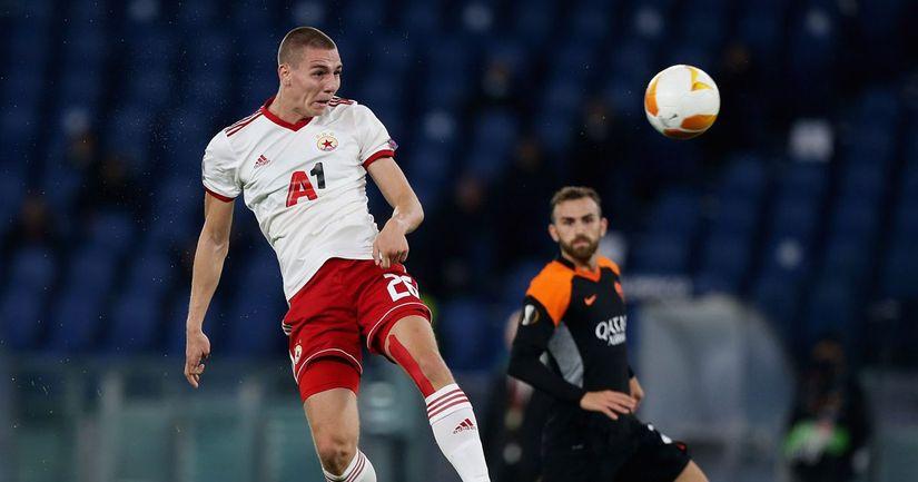 Affrontato in Europa League e adesso obiettivo di mercato: la Roma è su Antov del CSKA Sofia - logo