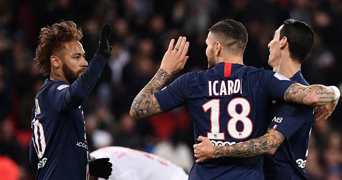 رسميا.. تتويج باريس سان جيرمان بلقب الدوري الفرنسي هذا الموسم