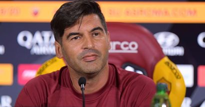 'It'll be really difficult if we just defend': AS Roma boss Fonseca sends warning to Man United
