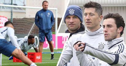 Football alive? Bundesliga 'to restart' season in May, teams resume training