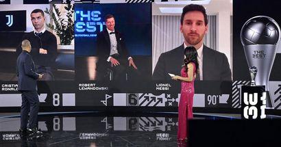 El resumen completo de los mejores Premios de la FIFA 2020