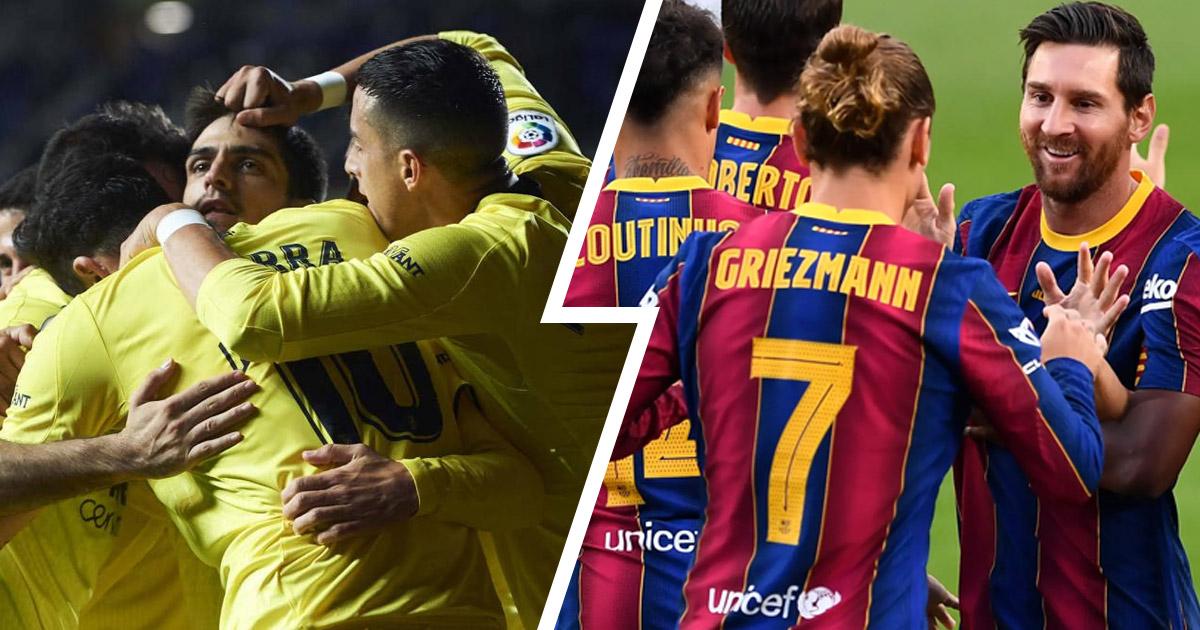 Barcelona vs Villarreal: line-ups, score predictions, head-to-head record & more — preview