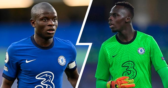 N'Golo Kante praises Edouard Mendy for decisive display against United:  'It's good for him, for
