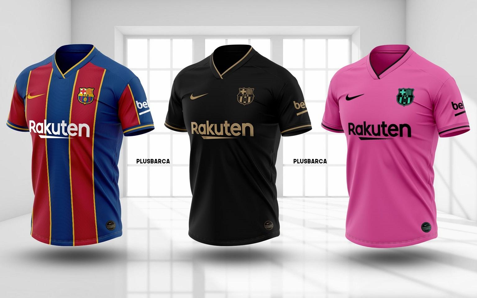 Barca To Add New Senyera Kit To Next Season S Collection