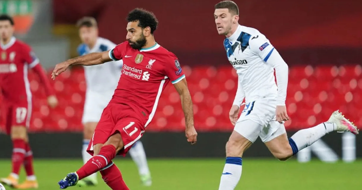 Poor Liverpool stat highlights lack of attacking prowess against Atalanta