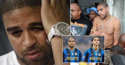Adriano ha speso $13.000 per 18 prostitute contemporaneamente: com'è cambiata la sua vita dopo il calcio