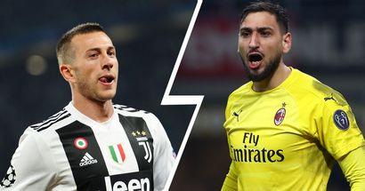 Juve pronta ad offrire Bernardeschi al Milan in cambio di Donnarumma: l'ipotesi assai improbabile di SportMediaset