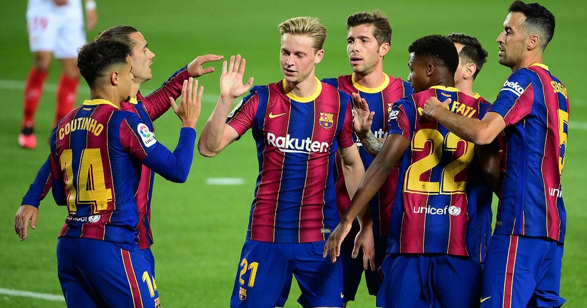 A seguir ese camino: El Barça lleva 22 temporadas sin perder en su estreno de Champions