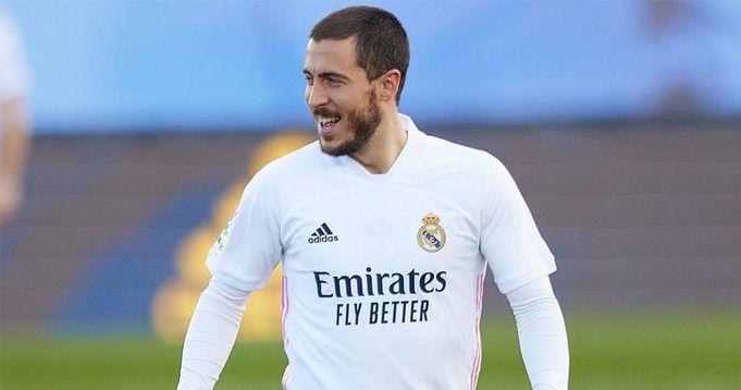 هازارد يستعد لاستعادة لياقته في ديربي مدريد مع عودة البلجيكي للتدريبات المبكرة - logo