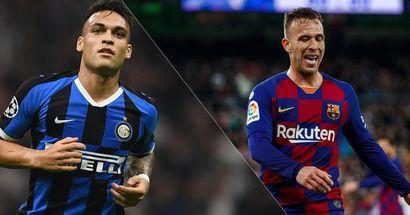 Inter will angeblich, dass Arthur zum Teil des Lautaro-Deals wird