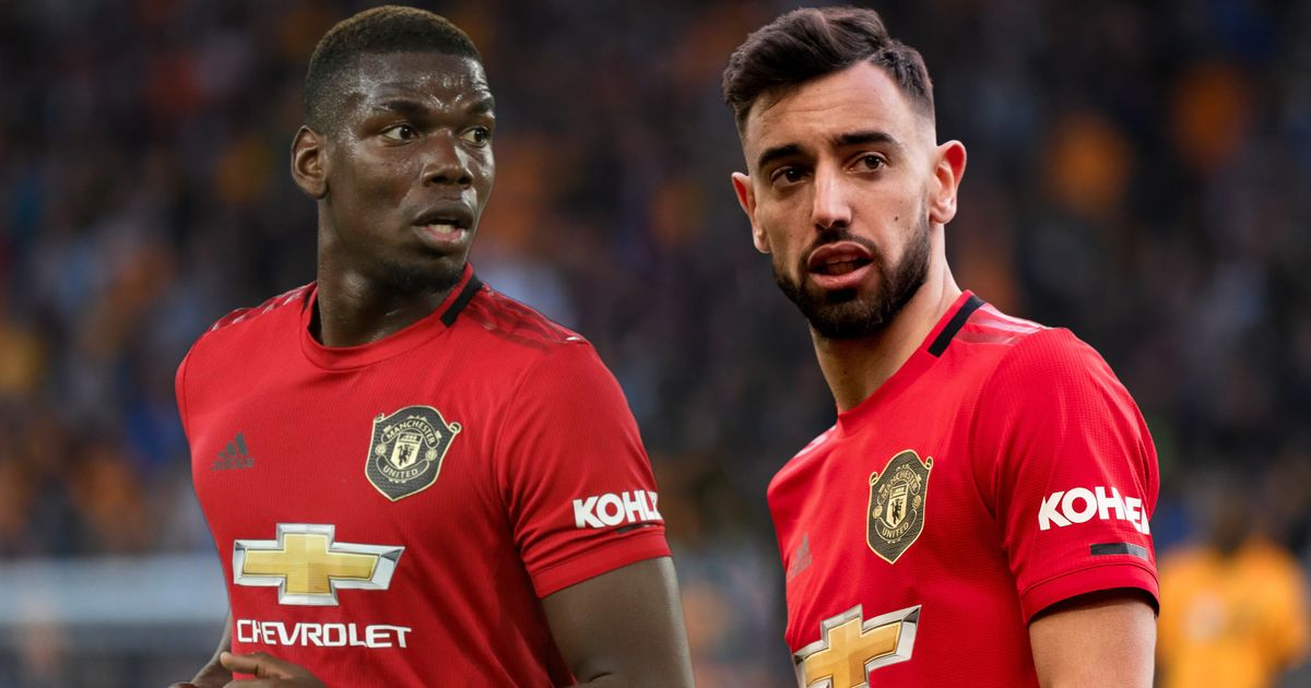 Jamie Carragher: 'Fernandes and Pogba are most undisciplined players in the Premier League'