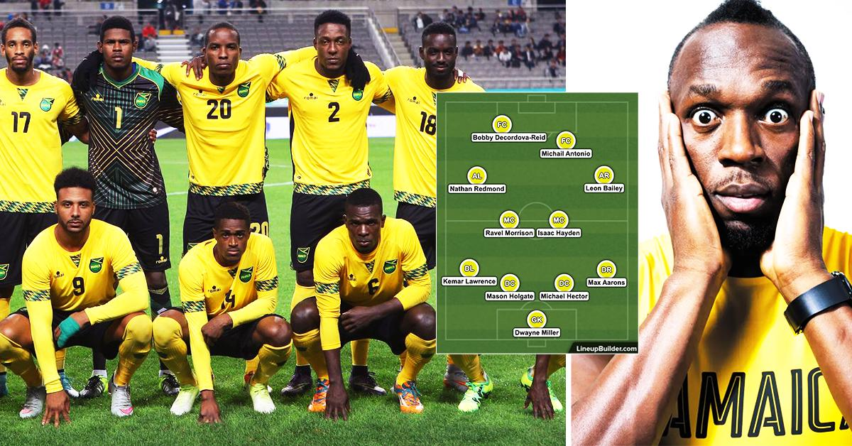 """""""Stupiranno tutti ai Mondiali"""": l'ipotetico XI iniziale della Giamaica fa impazzire i tifosi"""