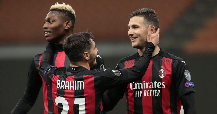 """""""Stiamo giocando il miglior calcio in Italia, arriveremo fino a maggio"""": Serafini entusiasta del Milan di Pioli - logo"""