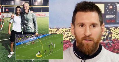 """""""Er wird unglaubliche Dinge tun"""": Leo Messi wählt 15 Top-Nachwuchstalente des Weltfußballs"""