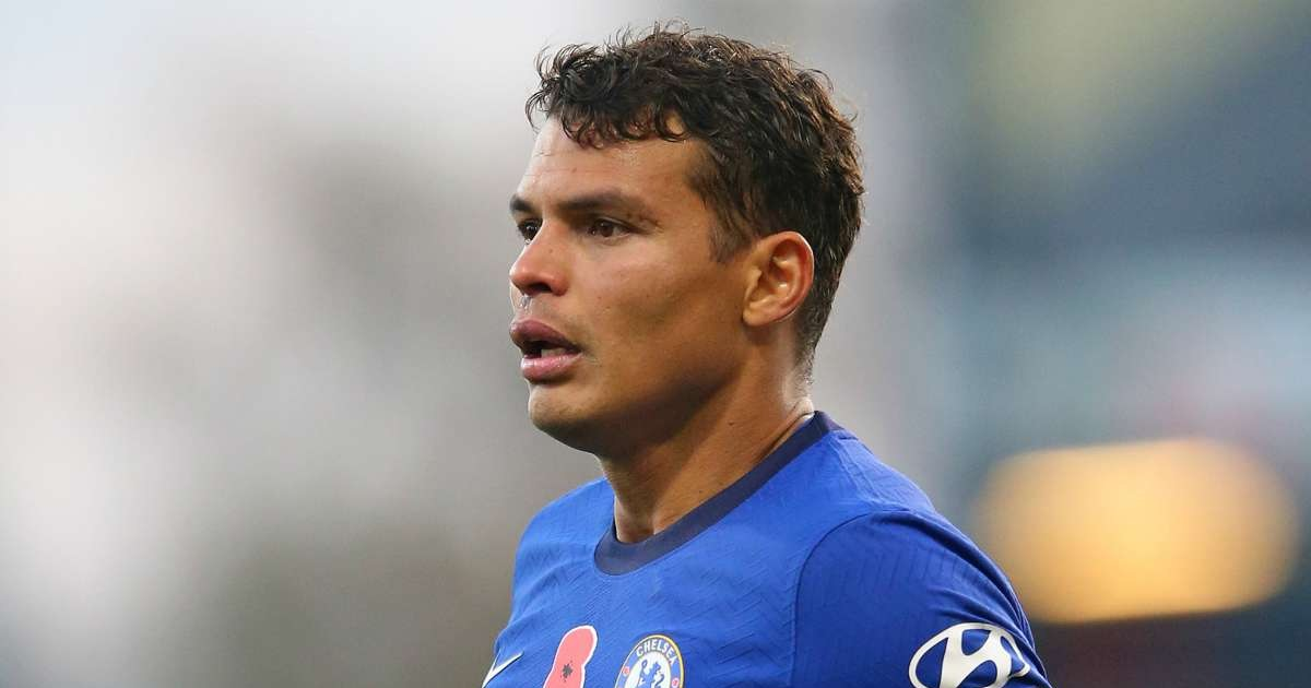 Thiago Silva reveals 3 coaches who inspire him to take first step towards management
