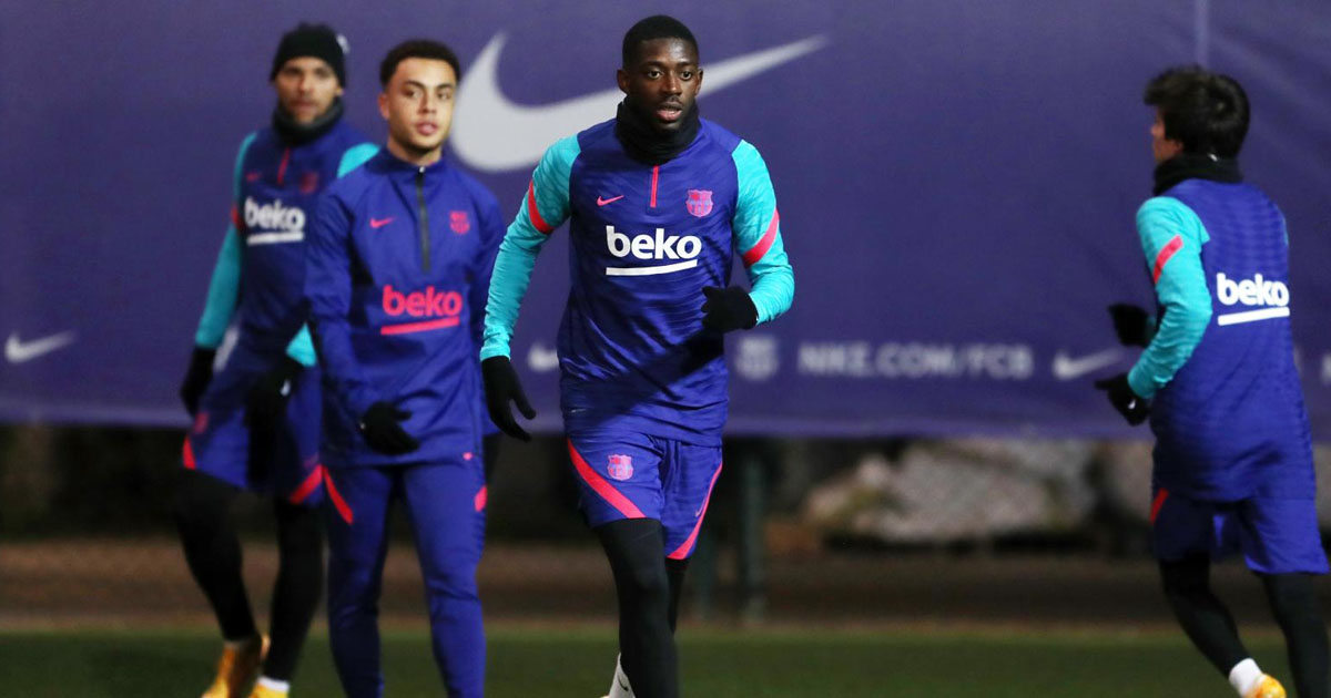 All safe: Barca squad test negative for Covid-19 after 2 staff members  contract coronavirus