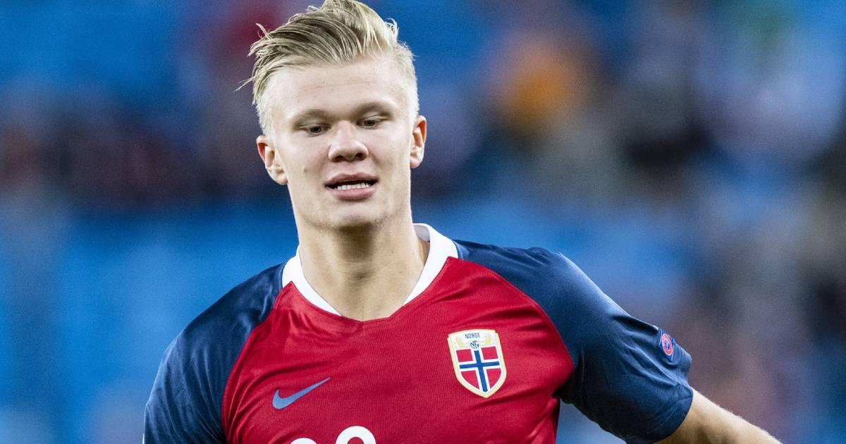 Trotz seiner Torerfolge hat Haaland keine Startelf-Garantie beim norwegischen Nationalteam