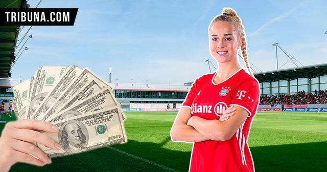 Frauen-Fußball: Witzige Siegesprämien und kleine Gehälter - Gründe, Entwicklung, Prognose