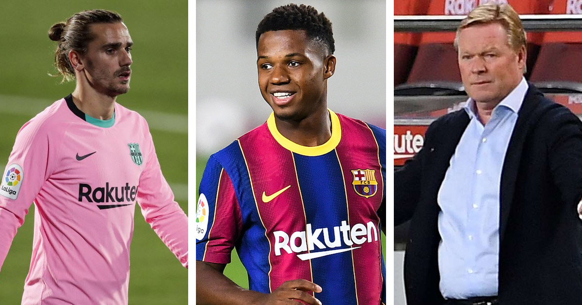 Only 2 defend Fati from racist article and 4 other clear signals there's a leadership crisis at Barcelona