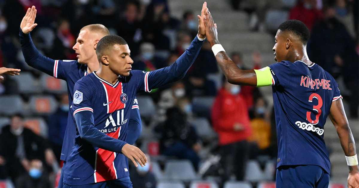 Weakened defence, new name upfront: How PSG line up 3 days before facing United in Champions League