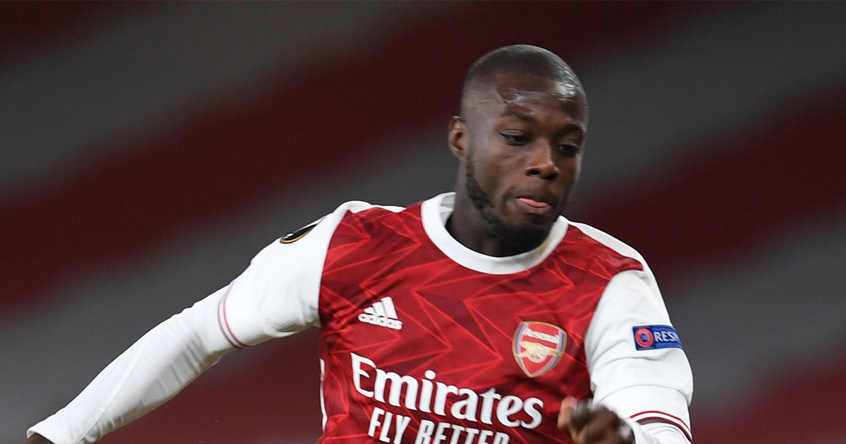 According to statistics Nicolas Pepe is the best player of Europa League group stage