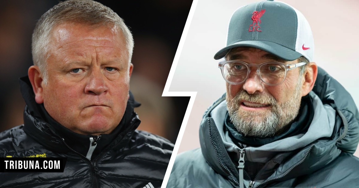 'He's a world-class politician': Sheffield boss Wilder goes on wild rant against Klopp's Anfield stance