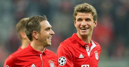 Das 112. Spiel: Thomas Müller egalisiert den Lahm-Rekord