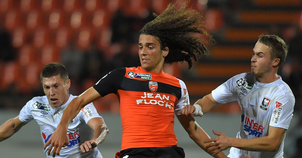 Ex-Lorient boss: 'Matteo Guendouzi has an oversized ego, but he certainly needs it'